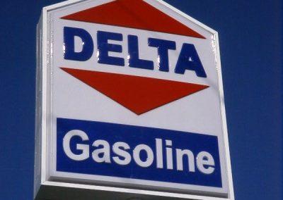 DELTA Gasoline
