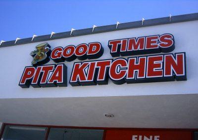 Good Times Pita Kitchen