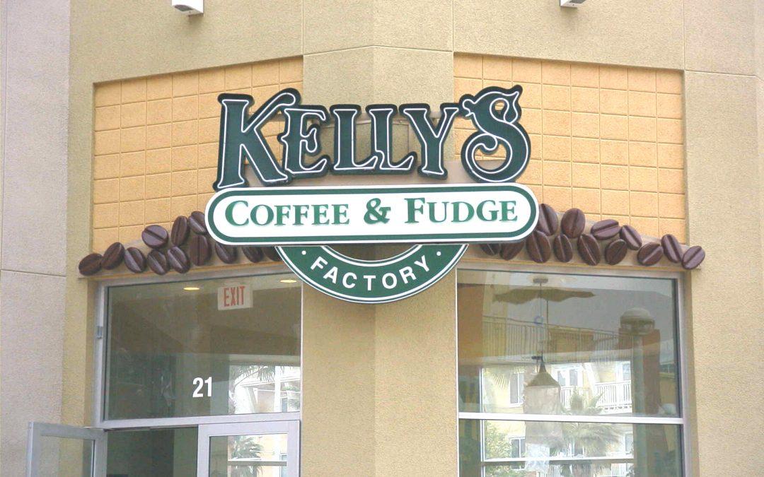 Kelly's Coffee & Fudge