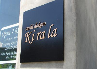 Ki Ra La Sushi Bar